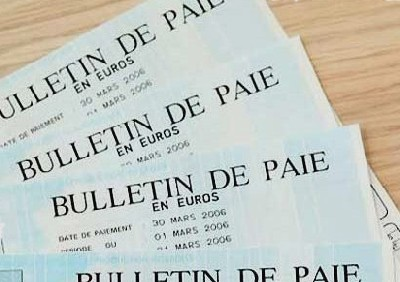 Paye: Bulletin de salaire 2011 xls