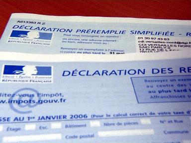 IMPOT SUR LE REVENU 2011 Simuler votre impôt sur le revenu