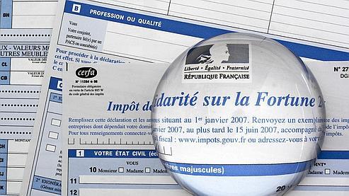 Calculette fiscale : Comparatif ISF ancien et nouveau barème [excel]